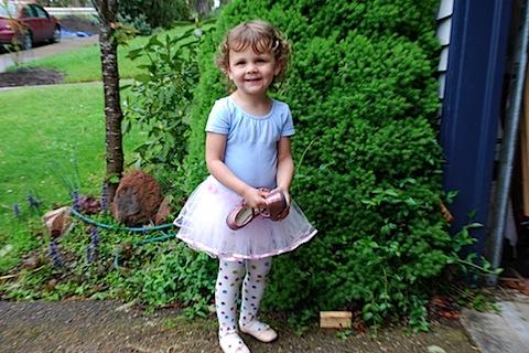 Abby ballet